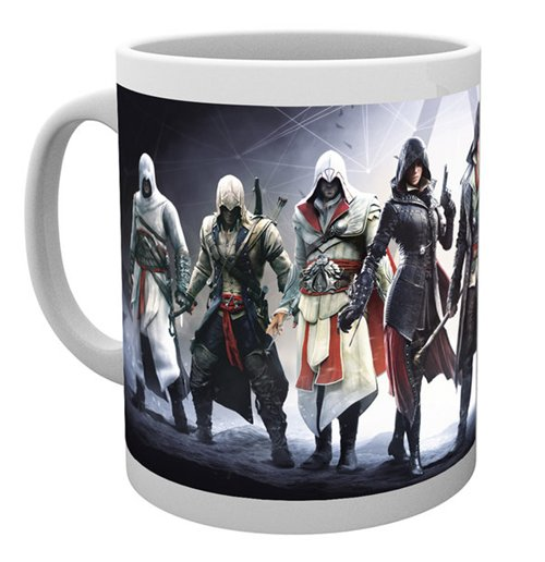 Assassin's Creed - Assassins (Tazza)