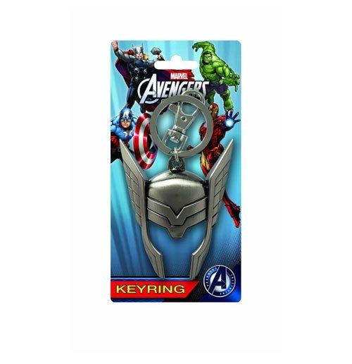 Image of Avengers - Thor Helmet Pewter (Portachiavi)
