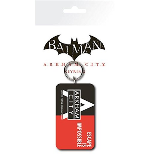 Image of Batman Arkham City - Escape (Portachiavi Gomma)