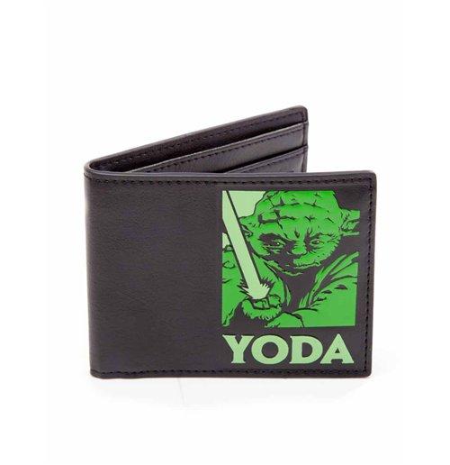 Image of Star Wars - Master Yoda Bifold (Portafoglio)