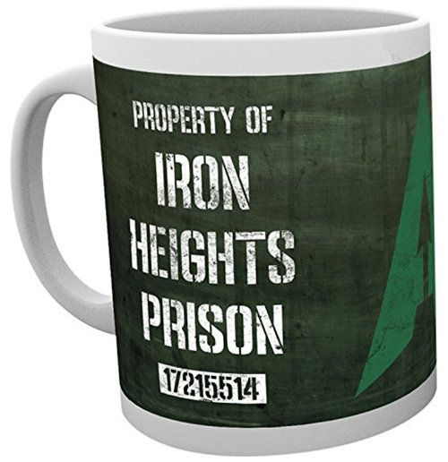Image of Arrow - Iron Heights Prison (Tazza)