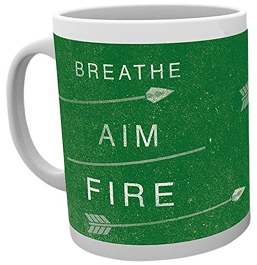 Image of Arrow - Breathe Aim Fire (Tazza)