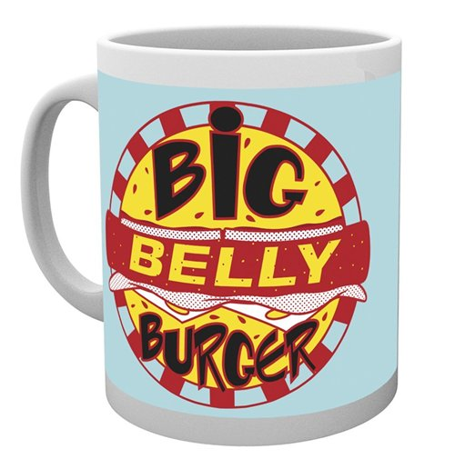 Image of Arrow - Big Belly Burger (Tazza)