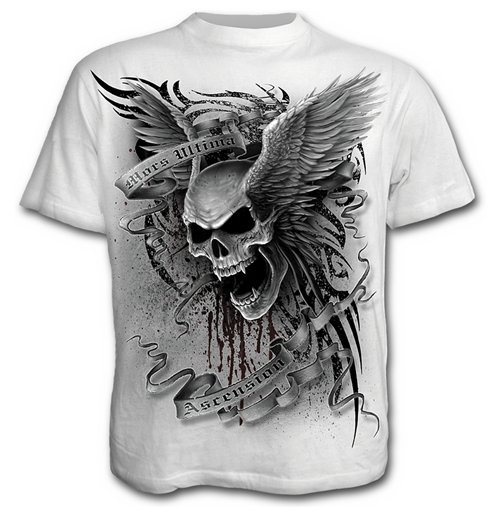 Image of Spiral – Ascension - White (T-SHIRT Unisex )