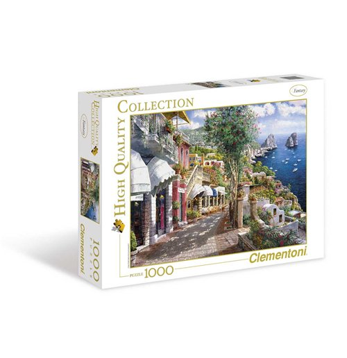 Image of Puzzle 1000 Pz - High Quality Collection - Capri