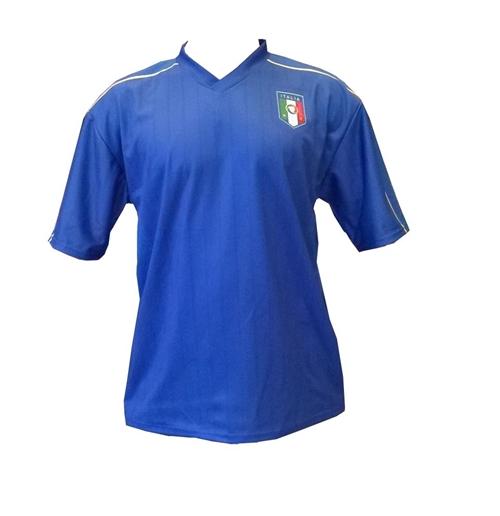 Image of Maglia Italia ufficiale Euro 2016 replica Bonucci 19
