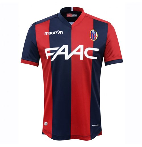 Image of Maglia Bologna 2016-2017 Authentic Home