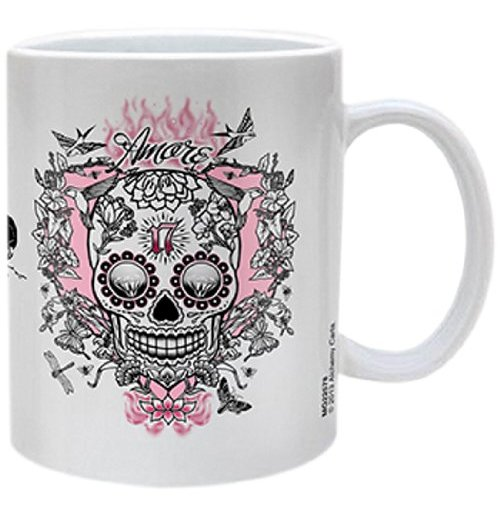 Image of Alchemy - Amore Skull (Tazza)