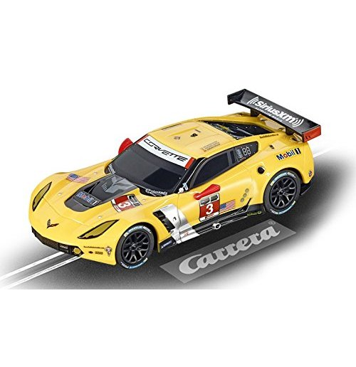 Carrera Slot - Chevrolet Corvette C7.R No. 03 1:43