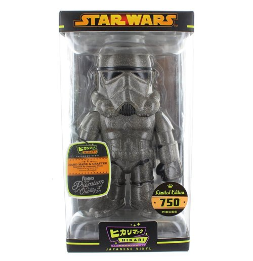 Image of Funko Hikari: - Star Wars - Starfield Stormtrooper (vfig)