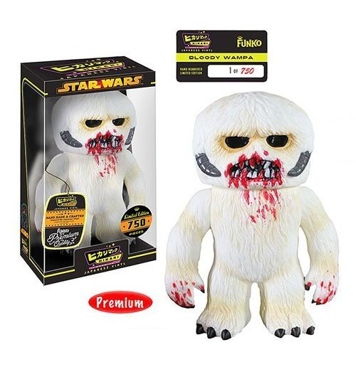 Image of Funko Hikari: - Star Wars Bloody Wampa (vfig)