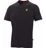 t-shirt-ferrari-in-schwarz