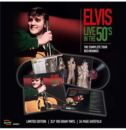 vinil-elvis-presley-live-in-the-50-the-complete-tour-recordings-2-lp-24-page-gatefold