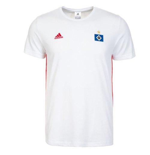 Image of T-shirt Amburgo 2016-2017 (Bianco)