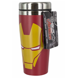 marvel-comics-reisetasse-iron-man-face, 19.79 EUR @ merchandisingplaza-de