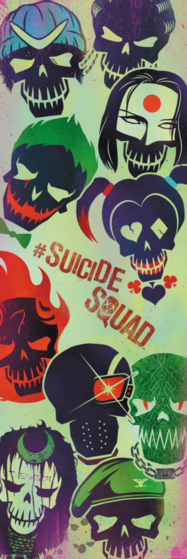 poster-de-porta-suicide-squad-faces