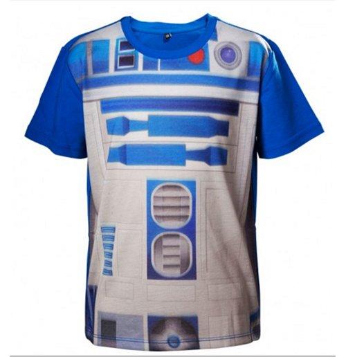 Image of Star Wars - R2D2 (T-SHIRT Bambino TG. 2)