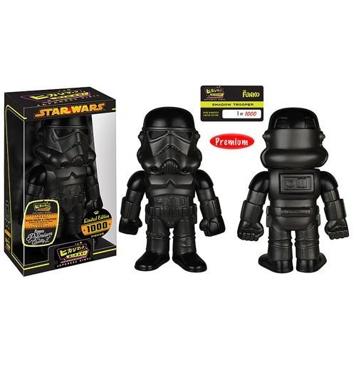 Image of Funko Hikari - Star Wars: All Black Shadow Tooper (vfig)