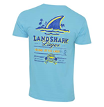 t-shirt-landshark-lager-fur-manner, 31.94 EUR @ merchandisingplaza-de