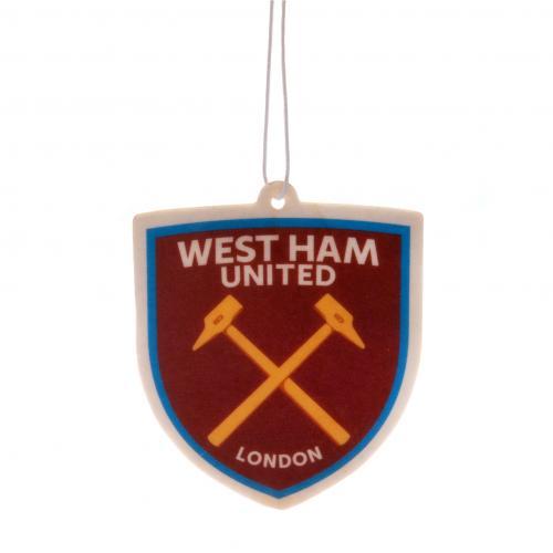 ambientador-de-carro-west-ham-united