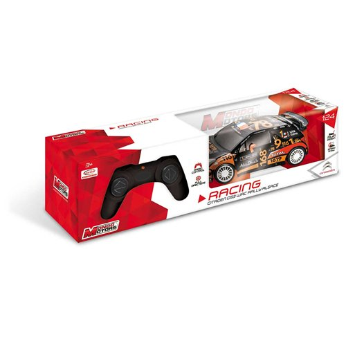 Image of Citroen Ds3 Wrc Rally Alsace Con Radiocomando 1:24