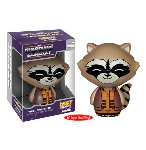 Image of Funko Dorbz: - Guardians Of The Galaxy - 6 Rocket Raccoon (vfig)