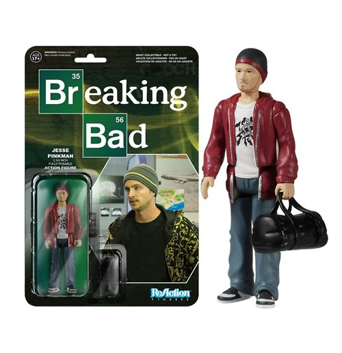 Image of Funko Reaction: - Breaking Bad - Jesse Pinkman (ltd)