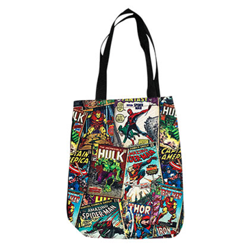 Borsa shopping Marvel Superheroes