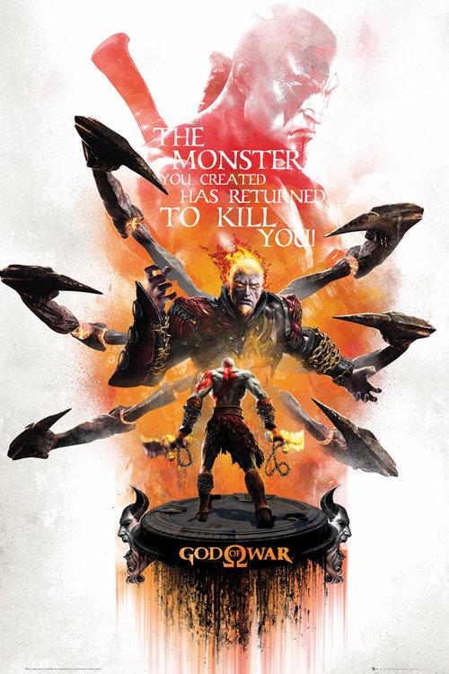 Poster God Of War 227274