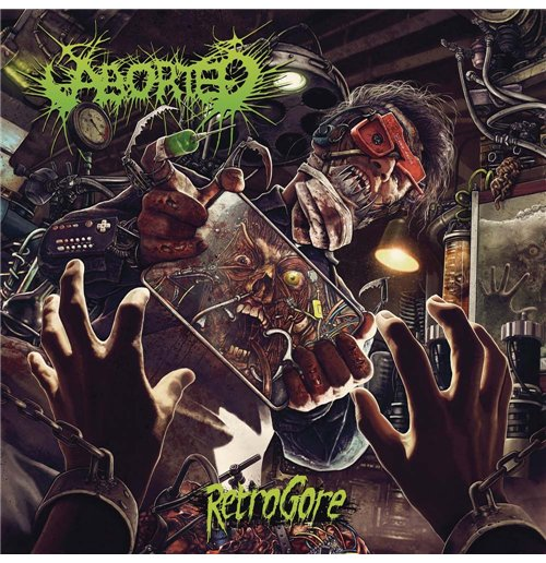 "Image of Vinile Aborted - Retrogore (12""+Cd+Poster)"