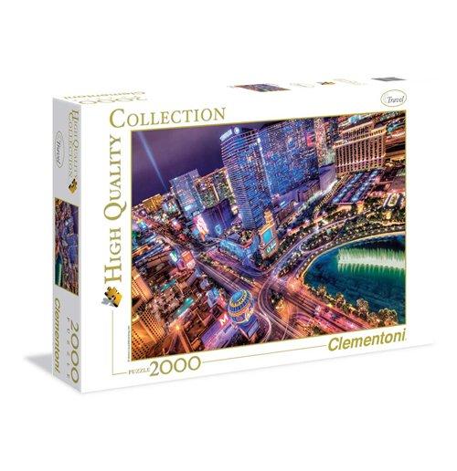 Image of Puzzle 2000 Pz - High Quality Collection - Las Vegas