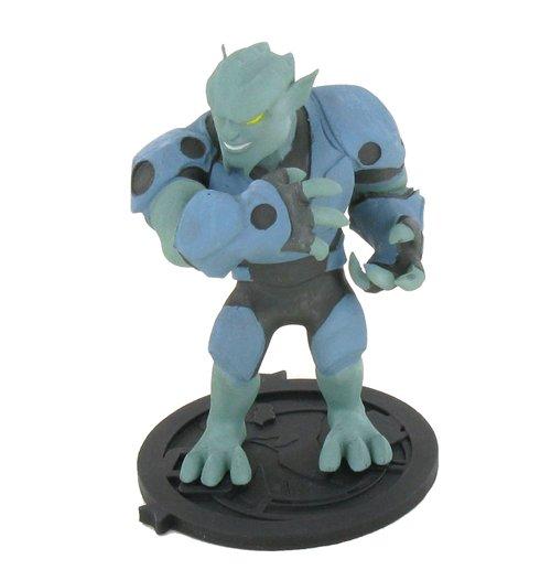 Image of Statuetta Ultimate Spider-man Green Goblin 9 cm