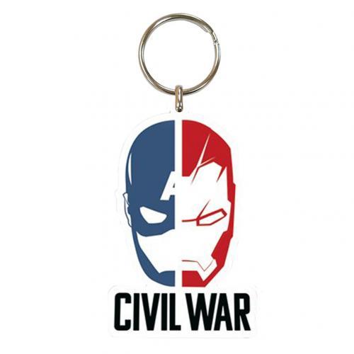 Image of Portachiavi Captain America Civil War