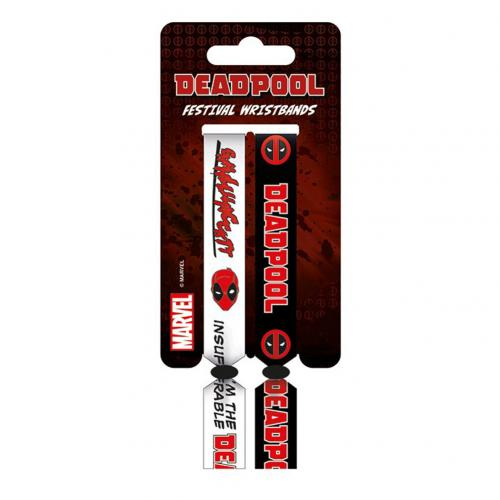 Image of Bracciale Deadpool 228917