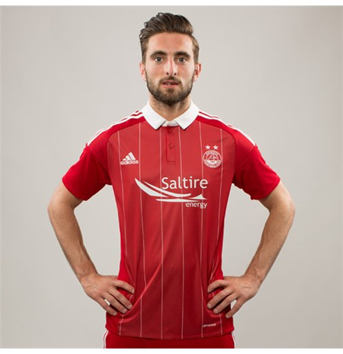 Image of Maglia Aberdeen 2016-2017 Home