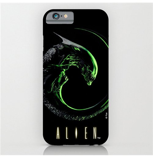 Image of Cover iPhone 6 Alien