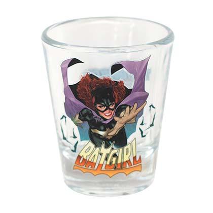 Image of Bicchiere Batgirl