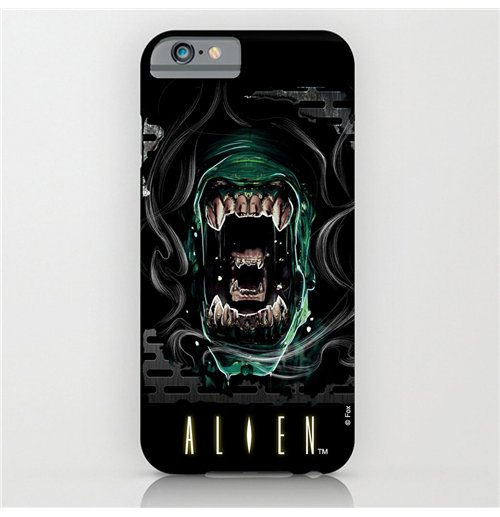 Image of Cover iPhone Alien 230233