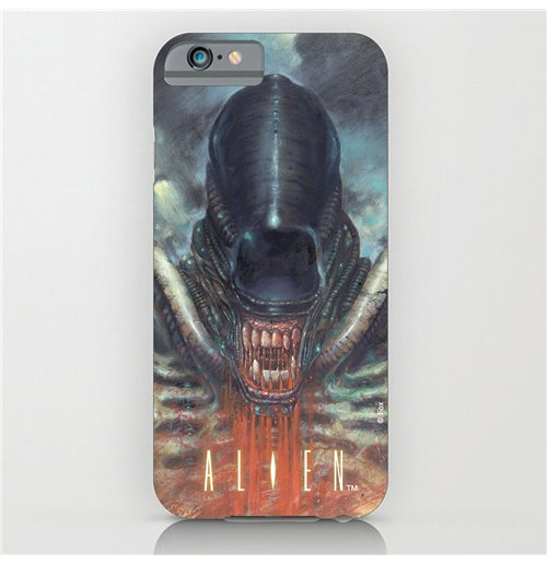Image of Cover iPhone Alien 230235
