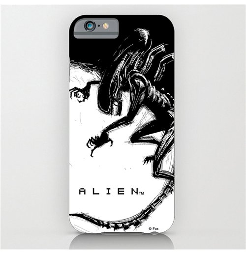 Image of        Cover iPhone Alien 230236