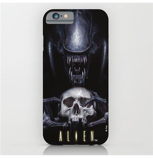 Image of Cover iPhone Alien 230238