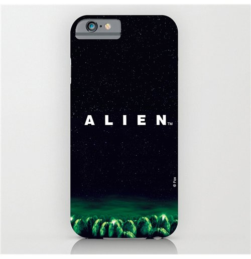 Image of Cover iPhone Alien 230239