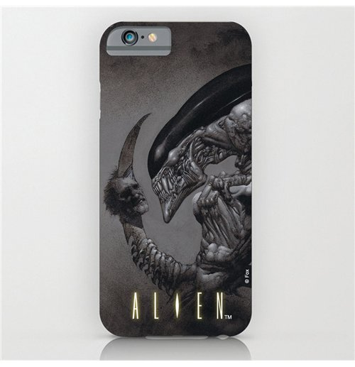 Image of Cover iPhone Alien 230241