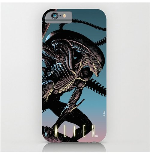Image of Cover iPhone Alien 230243