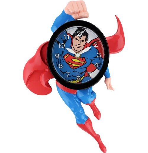 Image of Orologio da parete Superman 230354
