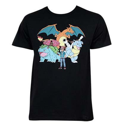 t-shirt-pokemon-ash-and-crew