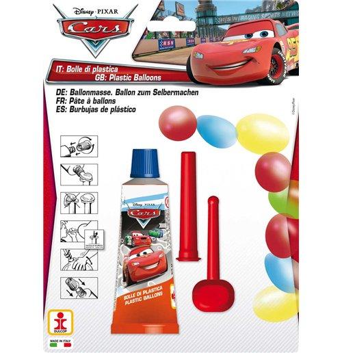 Image of Dulcop Bubble World - Bolle Di Plastica - Cars - Blister 1 Tubo 30 Gr