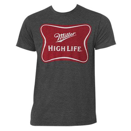 t-shirt-miller-beer-high-life-logo