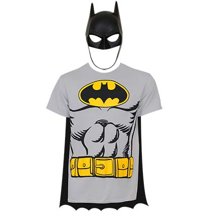 Image of Costume da carnevale Batman da uomo
