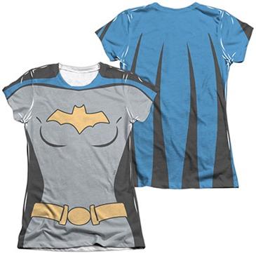 Image of T-shirt Batman da donna Batgirl Costume